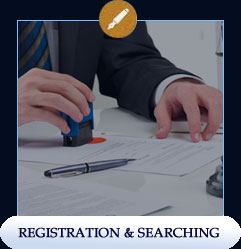 Registration & Searching
